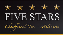 Five Stars - Chauffeured Cars Melbourne