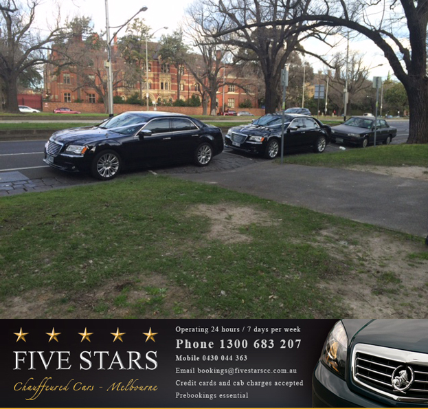 Chauffeured Car Services Melbourne